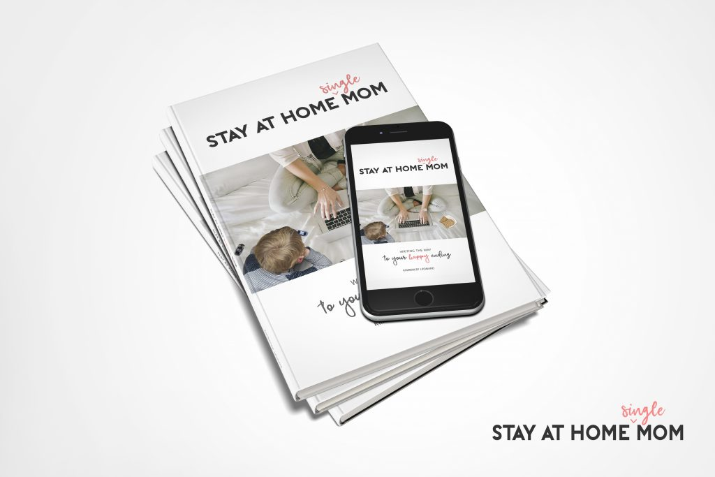 stay at home single mom, single mom, stay at home mom